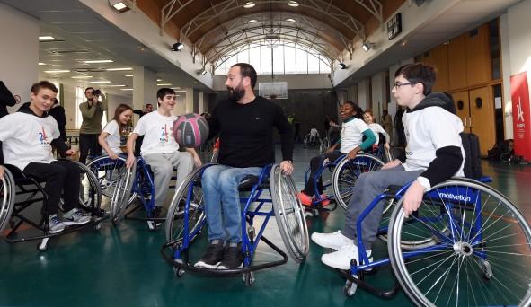 Succ s de la semaine olympique et paralympique for Chambre arbitrale