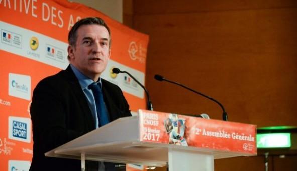 Alain valentin nouveau pr sident de l 39 asptt for Chambre arbitrale