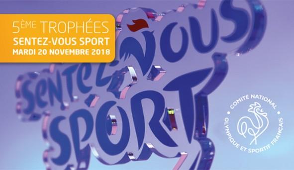 Troph233es SentezVous Sport 2018 le palmar232s complet