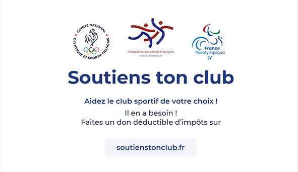 Soutiens ton club ! -